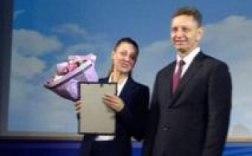 Награда от губернатора Владимирской области