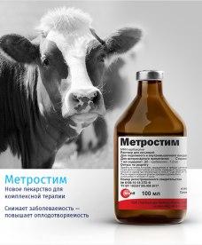 Метростим - новое лекарство для комплексной терапии